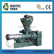 plastic calender line with PVC extruder