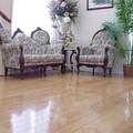 alta qualidade de bambu pisos de engenharia de pisos de madeira