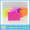 Silicone tote bag /practical handbag silicone rubber for fashion girl
