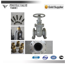 brass rising stem gate valve pn16