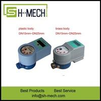 Hot sale public type IC card prepaid water meter