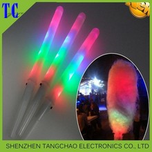Colorful Led Cotton Candy Stick,Party Led Flashing Cotton Candy Stick