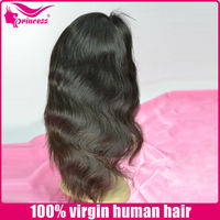 New arrival 2015 top selling nice full lace human hair wigs for black women