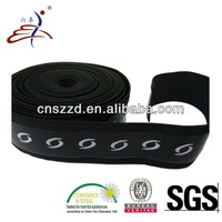 Transparent Custom Printing Silicone Elastic Rubber Band