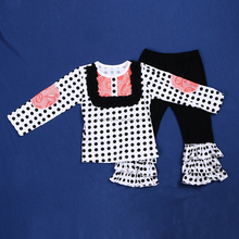Wholesale Clothing Fashion Baby Clothing Sets Baby Outfits Children QL-230
