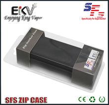 SFS zip case packs ego case e vaporizer electronic hookah