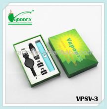 3 in 1 vapor pen chip & vaporizor pen dry herb wax oil dry herb vape pen