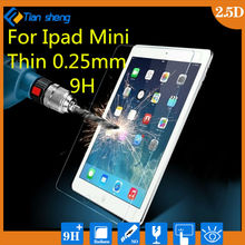 0.26/0.3mm 2.5D Curved Tempered Front Screen Glass Skin Protector For Apple iPad Mini 2 3 4 7.9 Inch