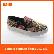 2015 Latest new wholesale model canvas footwear design man's espadrilles shoes it