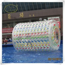 High Quality Colourful PVC & TPU Inflatable Water Walking Roller for Outside Activity