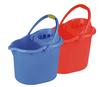 15L rectangular plastic mop bucket,plastic car wash bucket