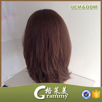 human hair grey lace front wig 100 percent human hair wigs for african