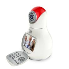 Wifi llamada de vídeo de la cámara IP de telecomunicaciones