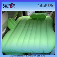 travel product car air sofa bed with safty wall for children