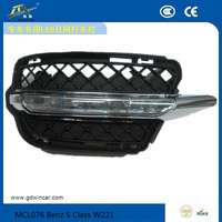 2014 hot sale auto light accessories /off road go karts for sale led petrol cars lighting for Benzi S Class W221 (09-12