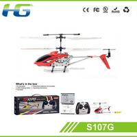 Wholesale Mini 3CH Metal Alloy rc Helicopter Syma with Gyro and USB cable