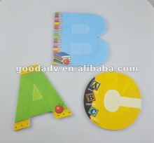 2012 cutely and novely stick notepads