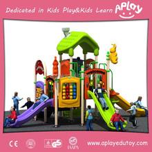 2014 Popular and Latest Playground Equipment for Preschool Children
