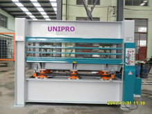 plywood production line/plywood hot press machine/plywood making line