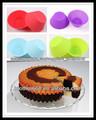 eco- friendly moldes de silicona para pasteles