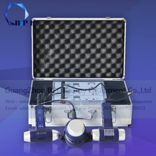 Facial Massager Skin Diminish Inflammation Supersonic Face Care & Eye Care Hold & Cold Massager Beauty Studio Machine Salon