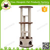 2015 newest good quality high cat tree , soft claw scratcher