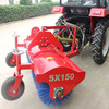 Floor Sweeper Machine Type and hydraulic snow sweeper for tractor, PTO power snow sweeper
