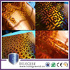 new arrive Hot stamping foil new year's greeting card/paper/plastics/pvc leather Kurz gold foil