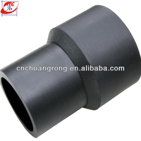 Syphon HDPE drainaging pipe fittings Concentric reducers