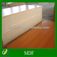high quality 20mm mdf /e1 e2