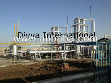 waste tyre pyrolysis oil