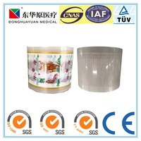 Polyethylene Plastic complex packing film