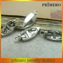 PRIMERO fashion gold plating wholesale jewelry antique boat charm pendents