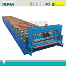 colored steel roll forming machine,colored steel roof tile machine, colorful steel plate roll forming machine