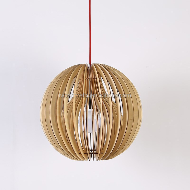 Natural Style Pendant Lamp Indoor Lighting Chandelier