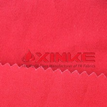 arc Flash blue/yellow/red/green twill 100% cotton arc protection fabric