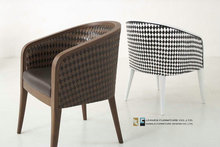 jch-36 Solid Wood Frame Indonesian Chairs