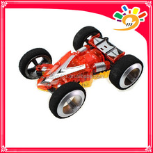 WL toys newest item 5ch doule side rc car radio control rc tumbler stunt car with light