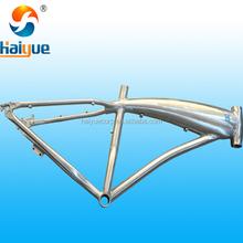 "High quality aluminum alloy snow field vehicle 26"" bike frame"