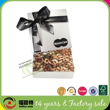 Nuts paper food packaging boxes design wholesale