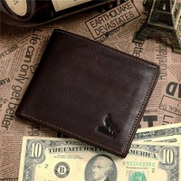 Wholesale Top Quality Drop Shipping Men's Wallet Leather # 8015-3C