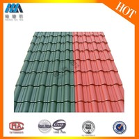 High Quality Building Material Spanish Types Roofing Tile, Made in China