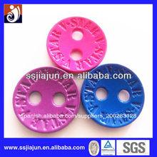 Colorido botones de costura de la camisa de encargo fabricante