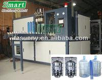 Automatic PET 5 Gallon 20Liter Bottle stretch blow molding machine output 500BPH
