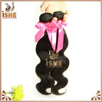 Wholesale soft hair products cheap grade 5a dyeable natural color body wave 100% unprocessed virgin brazilian hair
