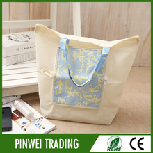 wholesale promotional cheap printed pp non woven shopping bag, non woven bag