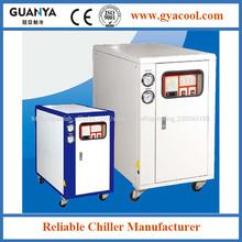GY-20W refrigerado por agua enfriadores de desplazamiento