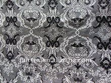 Loop Transfer Rib Jacquard Knitting Fabric