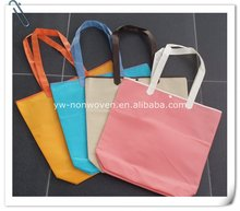 Colorful PP Spun-bond Nonwoven Fabrics for Making Colorful Shopping Bags