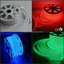 smd5050 110v 220v 60leds/m no need power supply waterproof ip67 half meter can cut flexible led strip led strip 110volts rgb